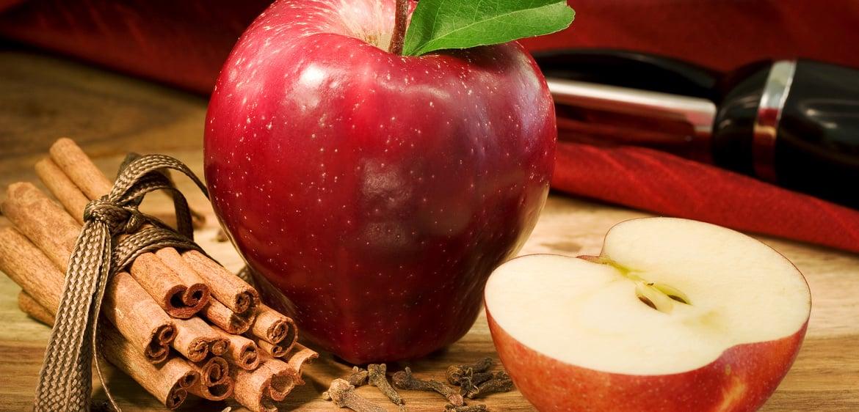 Apfel-Walnuss-Tarte
