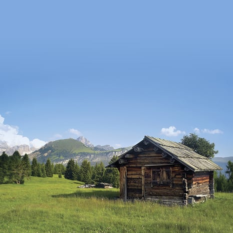 Schutzhütten