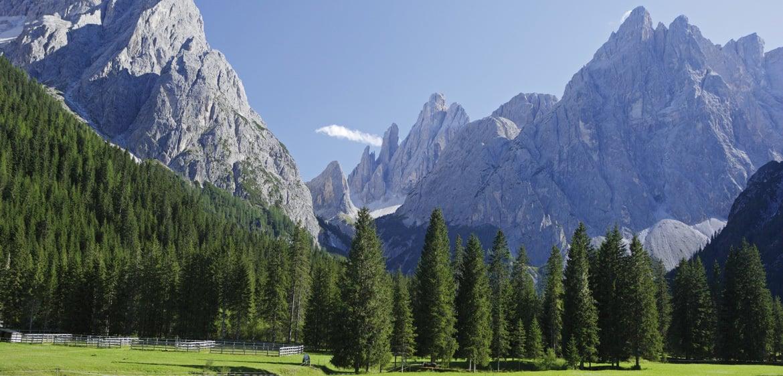 Das Pustertal - ein aktives Tal