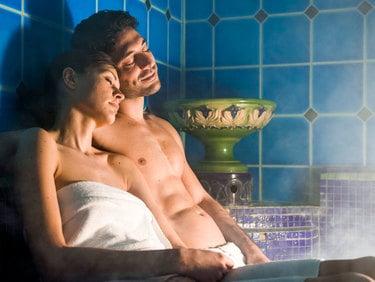 Herbal Steam Bath (45°C)