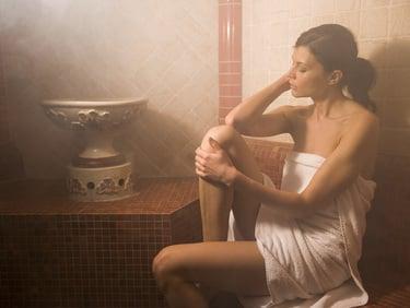 Saltwater Aroma Bath