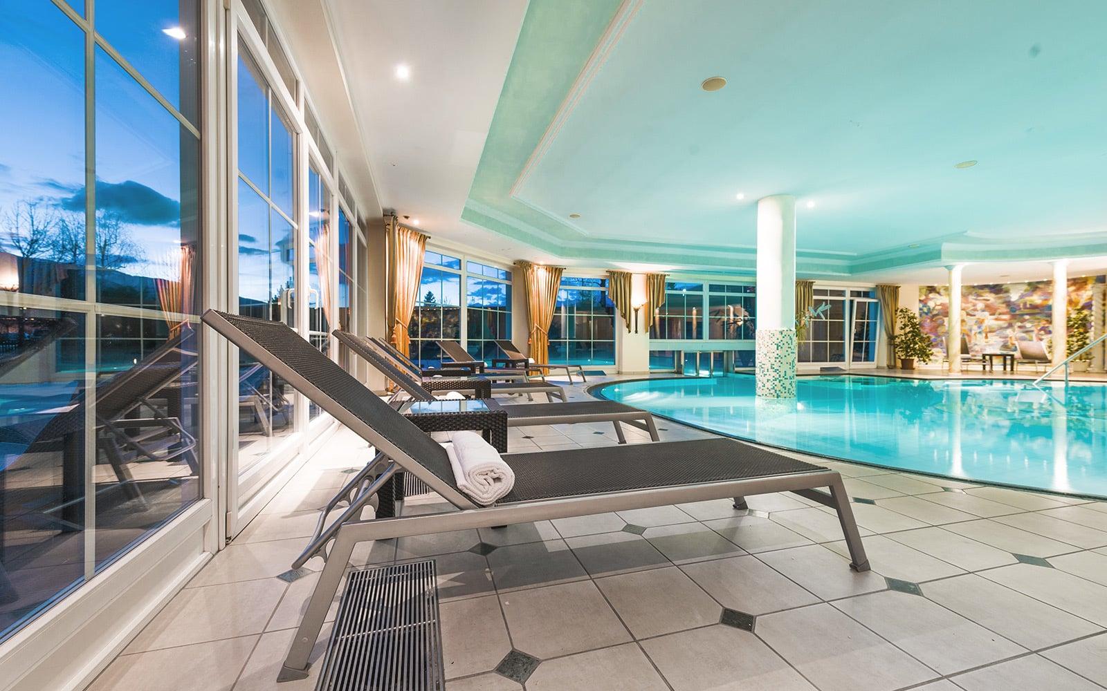 Lifestyle la majestic hotel majestic brunico val pusteria plan de corones - Piscina sospesa plan de corones ...