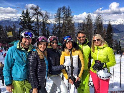 Settimane degli amanti di sci