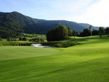 Soggiorno Golf Majestic