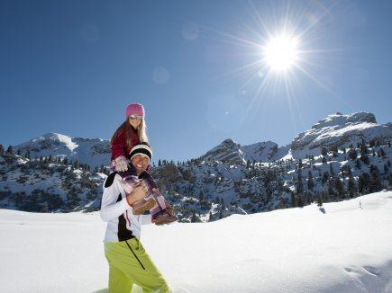 Settimane vantaggiose di sci primaverile
